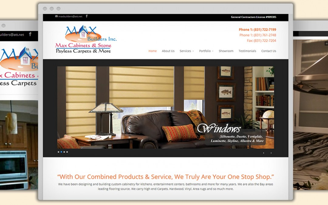 Max Builders Inc.