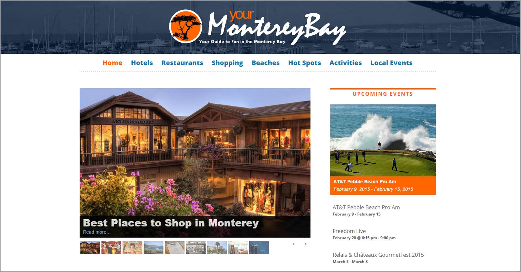 Your Monterey Bay