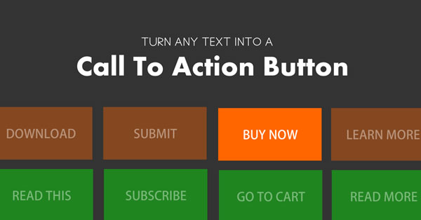 How To Turn Any Text Into A Call To Action Button