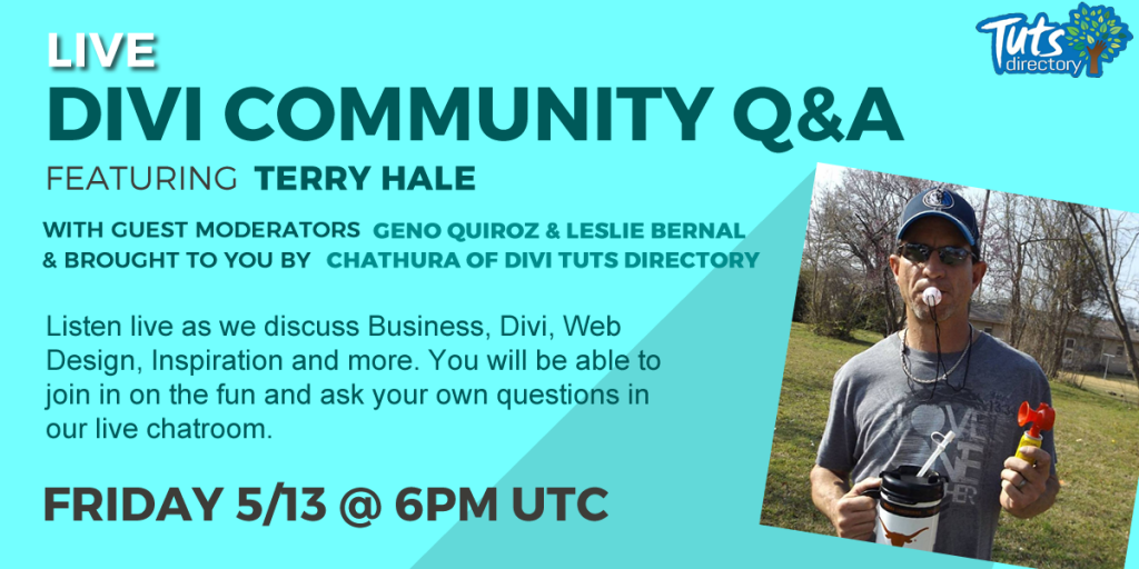 1200x600 featured image - Q&A with Terry Hale